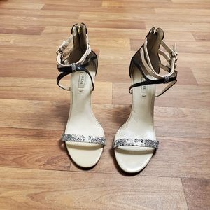 Guess Snakeskin Sandals